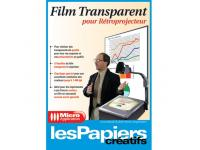 Papier Micro App 15 Transparents Retroprojecteur