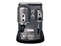 Expresso artisan® kitchenaid 5kes100 epm gris métal - 30€ offerts: code promo30 pour 568€