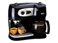 Expresso combiné cafetière delonghi bco 260 cd - 15% de réduction : code pam15 pour 110€