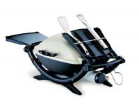 Barbecue gaz weber q200 - 15€ offerts: code promo15 pour 255€