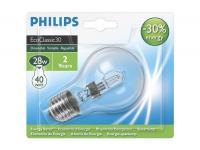Ampoule philips standard claire 28w e27 pour 5€