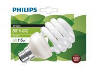Ampoule philips eco85 mintor 20w b22 827 pour 9€