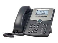 Téléphone ip cisco small business pro spa 502g anthracite