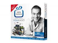 Coffret youkado 100% homme silver pour 150€