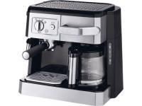 Expresso combiné cafetière delonghi bco420 - livraison offerte: code mr2012 pour 158€