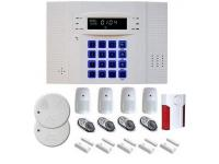 Alarme maison sans fil tike securite 4 à 5 pièces - 20€ offerts: code promo20 pour 317€