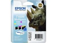 Ink cartridge t1006 multipack c / m / y, blister (C13T10064020)