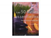 Livre hachette 50 huiles essentielles pour 6€