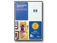 Papier Glac� Hp Professional Brochure And Flyer A3 - 50 Feuilles