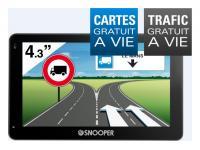 Gps snooper pl2400 truckmate - 15 € de réduction : code basket15