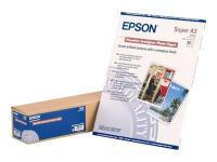 Epson Papier Photo Premium Semi-brillant - A3 Plus (329 X 423 Mm)  20 Feuilles