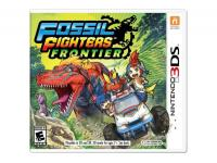 Jeu 3ds nintendo fossil fighters frontie