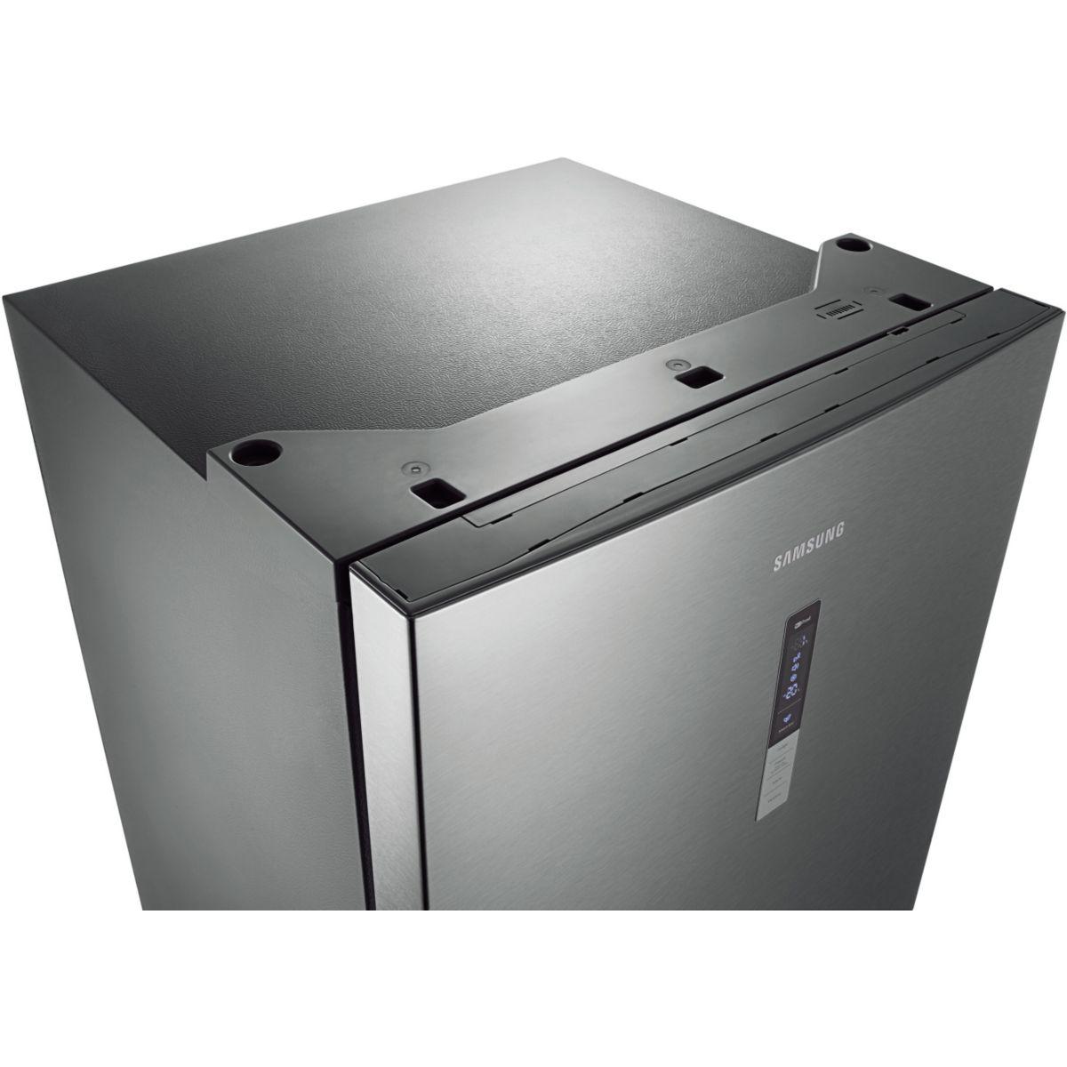 Réfrigérateur congélateur en bas samsung rl4352lbasp - 20% de remise immédiate avec le code : fete20