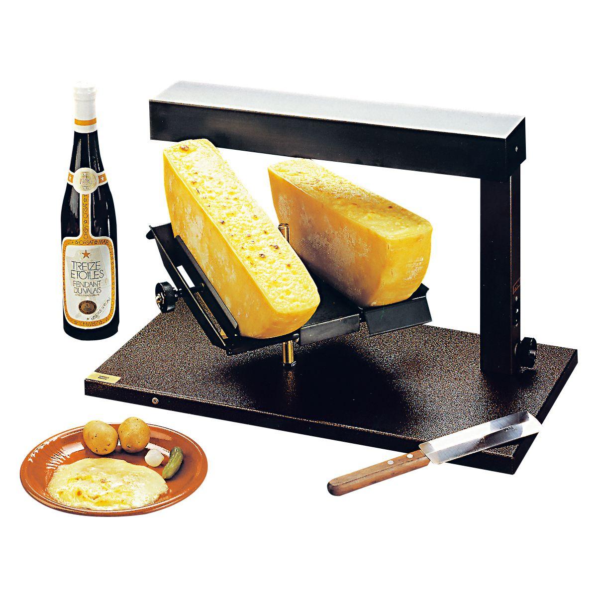 Raclette bron coucke raclette 2 x 1/2 meule ttm020 - soldes et bons plans