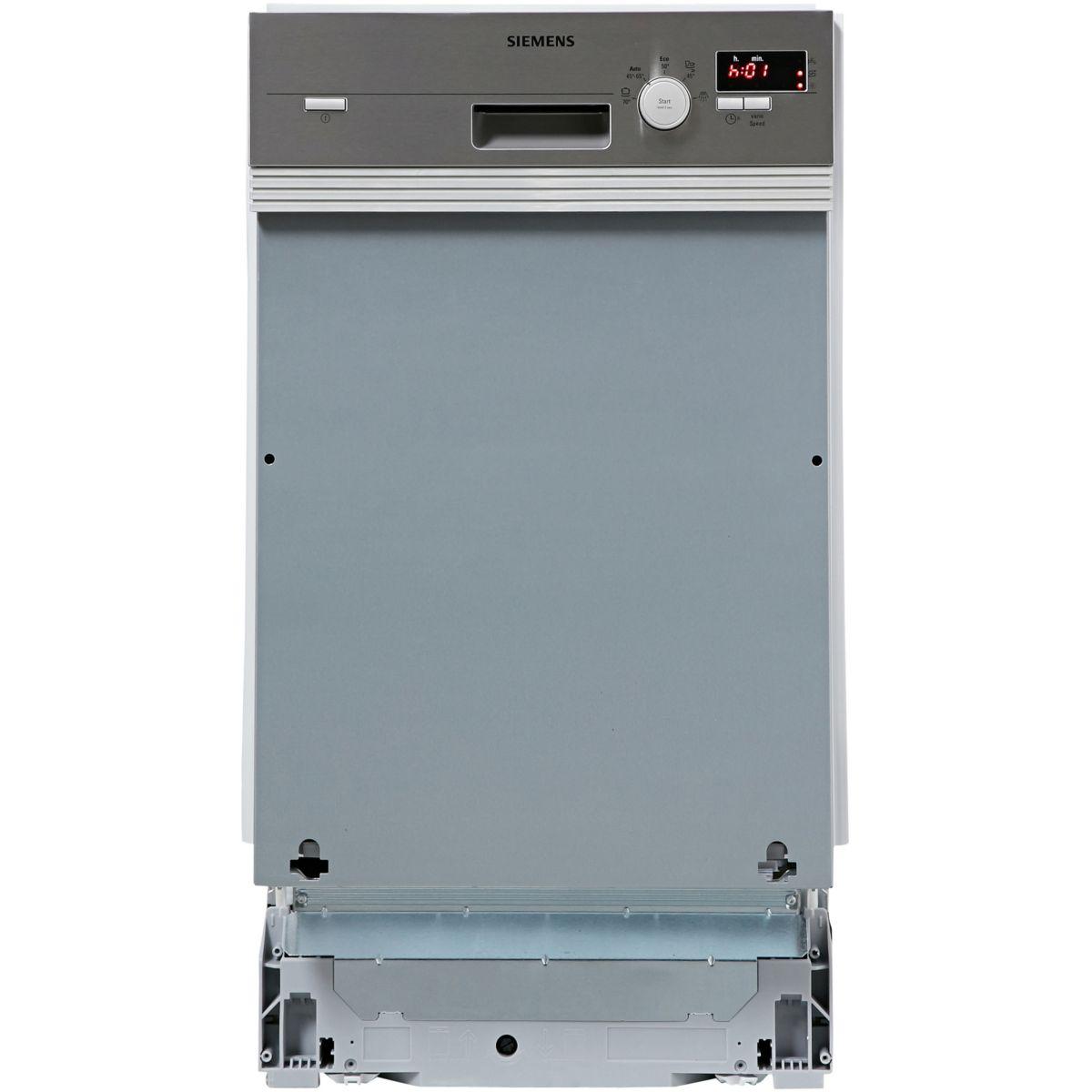 Lave-vaisselle intégrable siemens sr55e504eu - 20% de remise immédiate avec le code : fete20