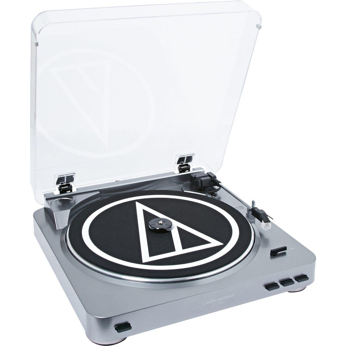 Platine vinyle usb audio-technica at-lp60 - livraison offerte ...