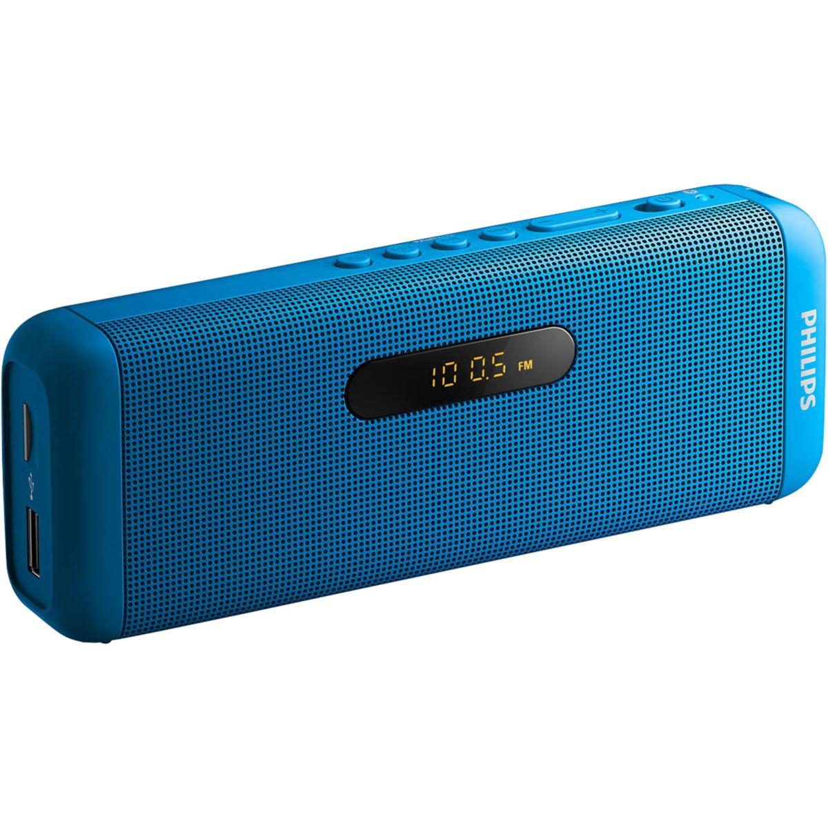Radio analogique philips sd700 bleu - 15% de remise imm�diate avec le code : fete15 (photo)