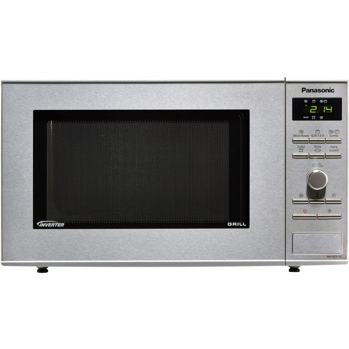 Micro-onde grill panasonic nn-gd371sepg