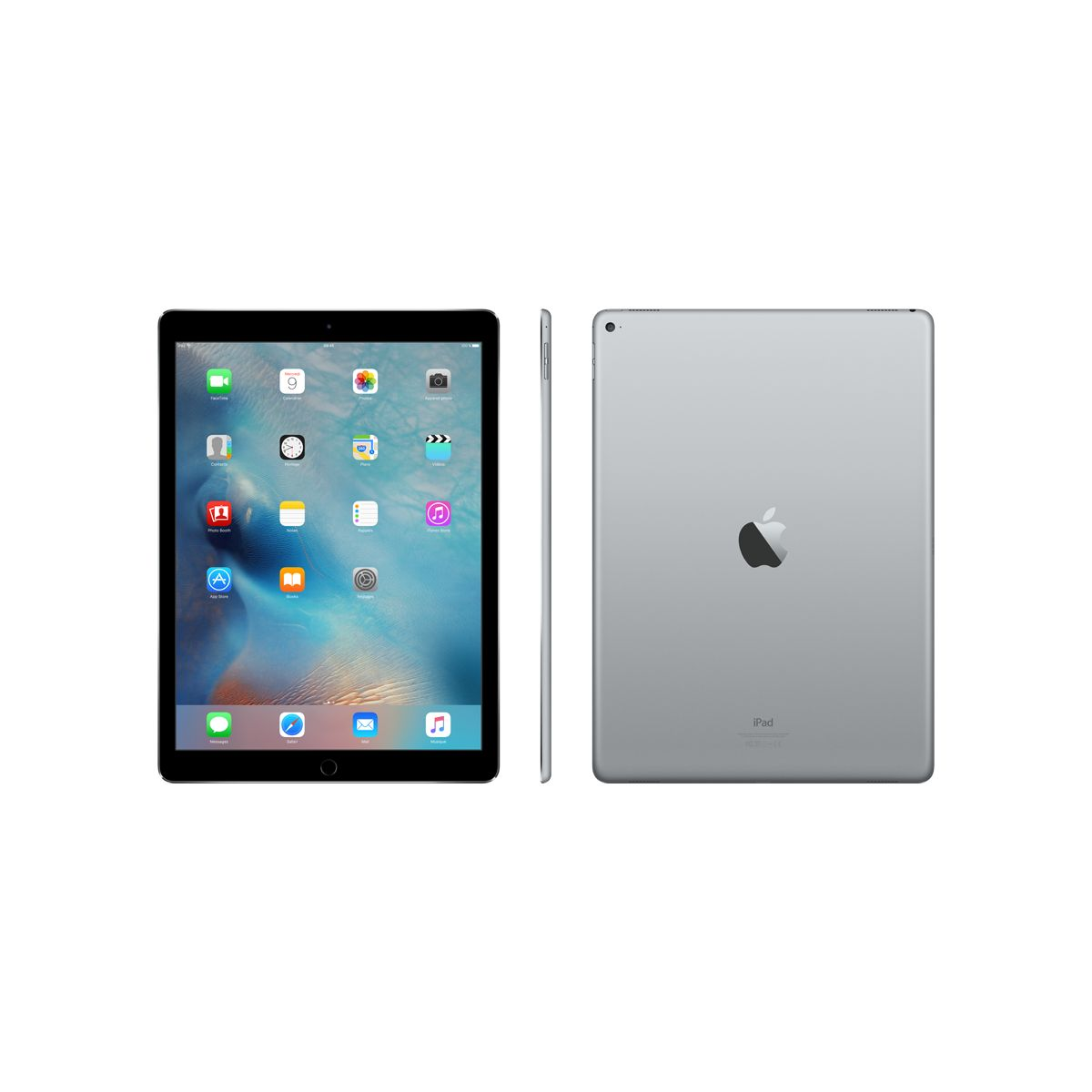 Apple ipad pro 12.9 128go gris sidéral (photo)