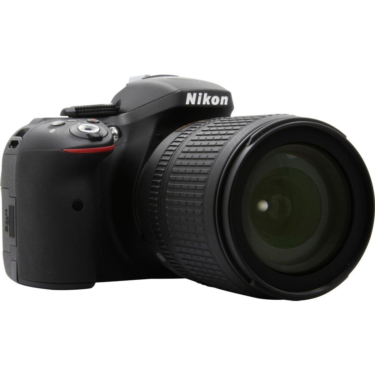Appareil photo reflex nikon d5300 + af-s 18-105vr