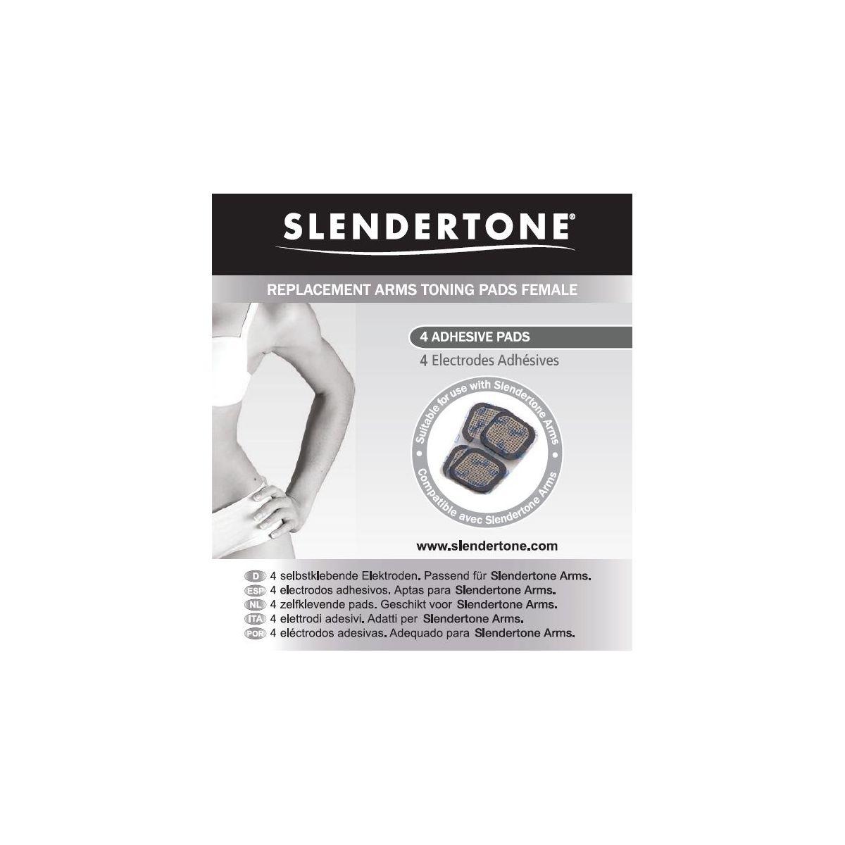 Electrode slendertone electrodes slendertone arms femme (photo)