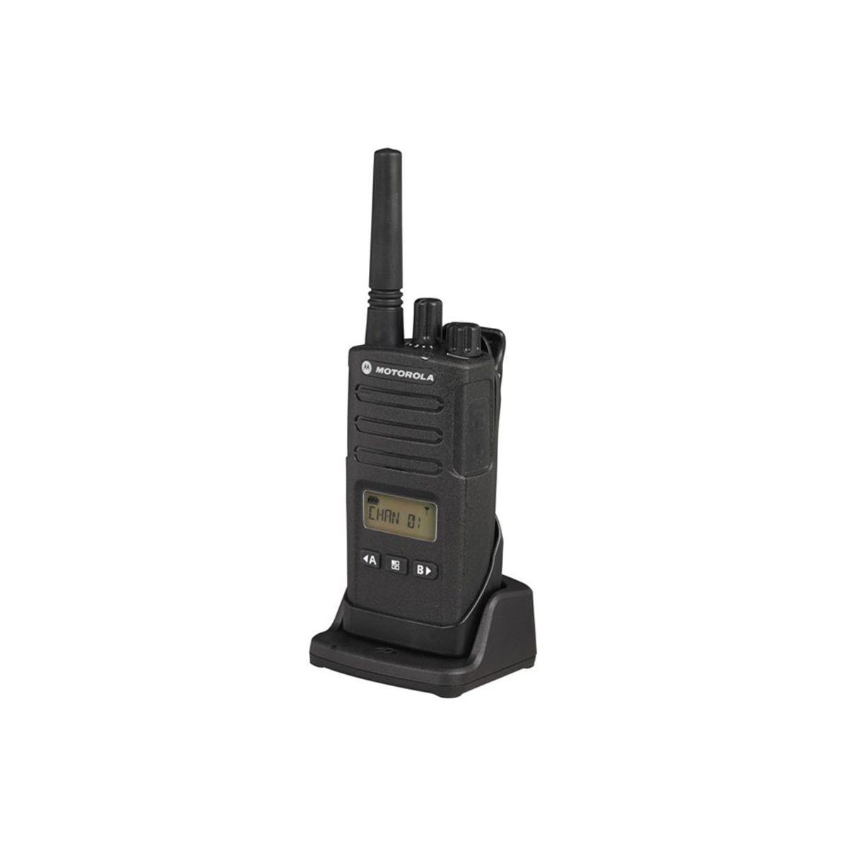 Talkie walkie motorola xt-460 - 10% de remise imm�diate avec le code : cadeau10 (photo)