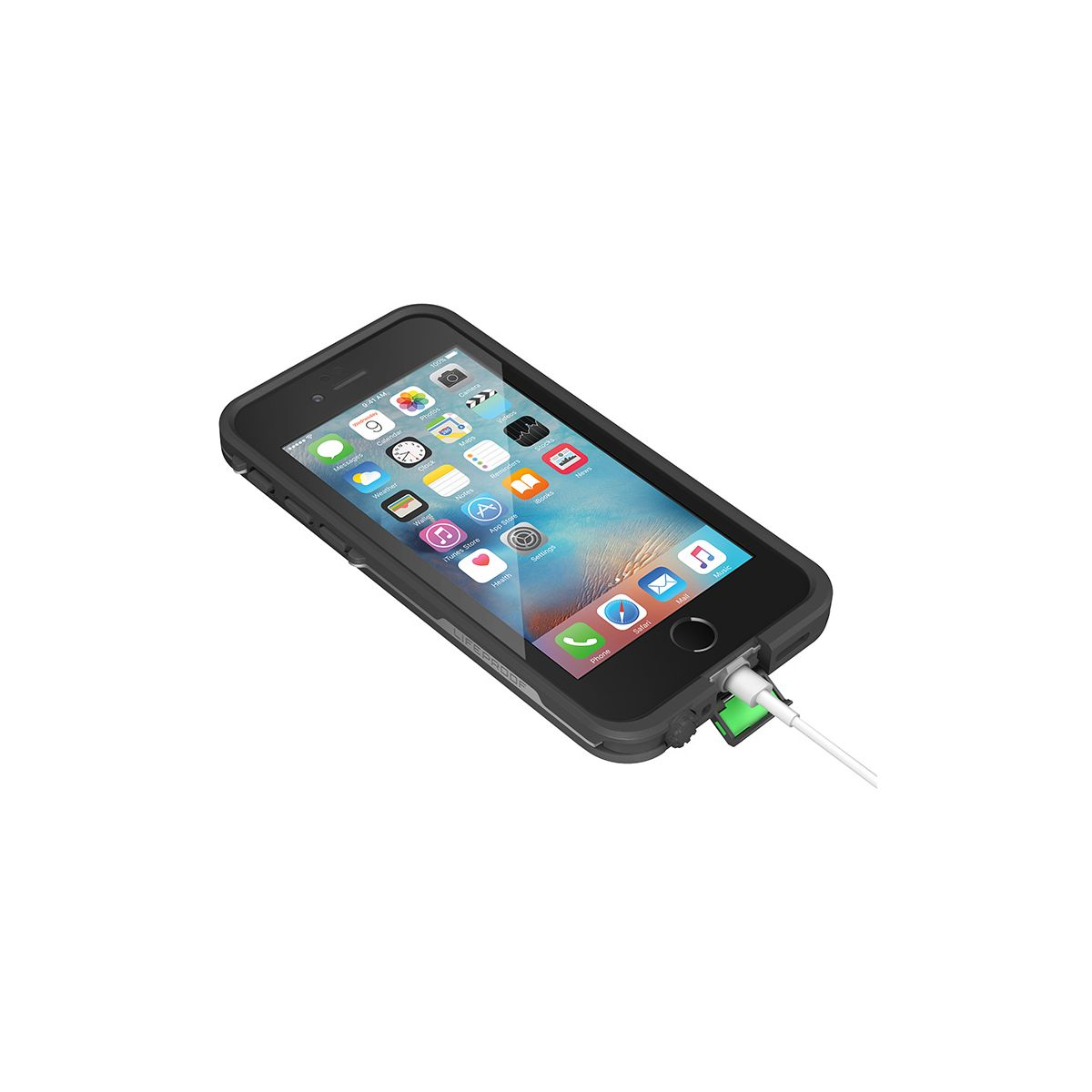 Coque lifeproof fre iphone 6/6s noir - 20% de remise immédiate avec le code : multi20