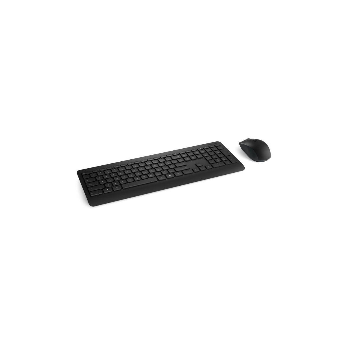 Clavier + souris microsoft desktop 900 sans fil - livraison of...