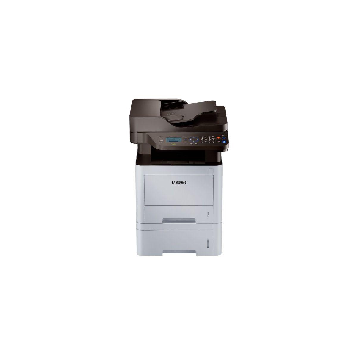 Imprimante laser noir et blanc samsung sl-m3870fd - 2% de remi...