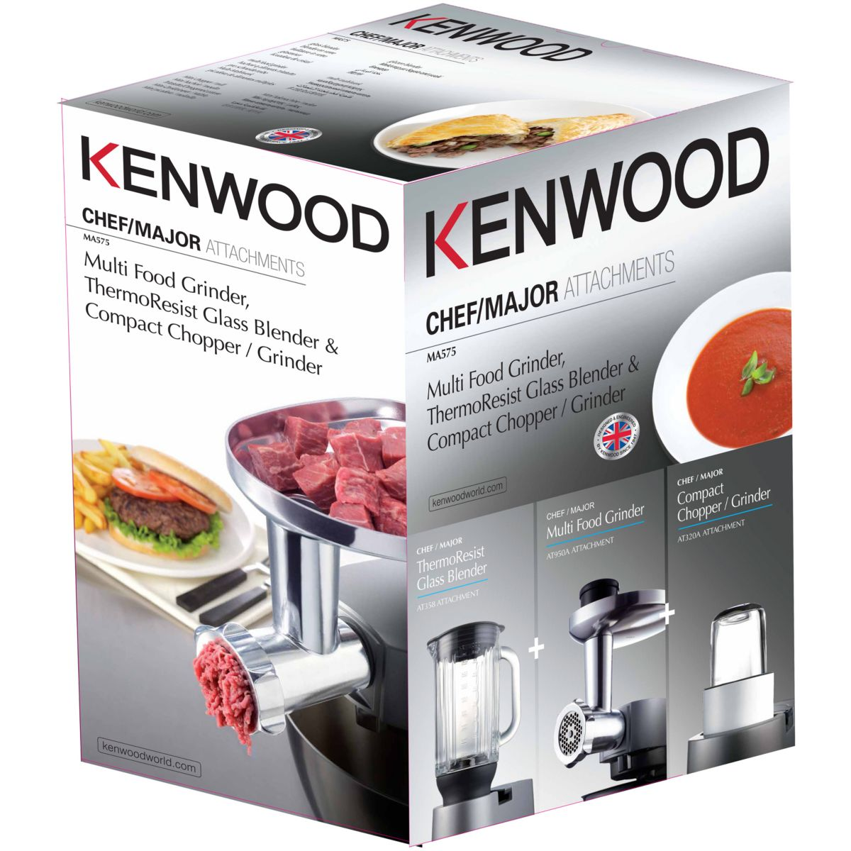 Acc. kenwood ma575 kit at950 + at320 + a - 20% de remise imm�diate avec le code : wd20 (photo)
