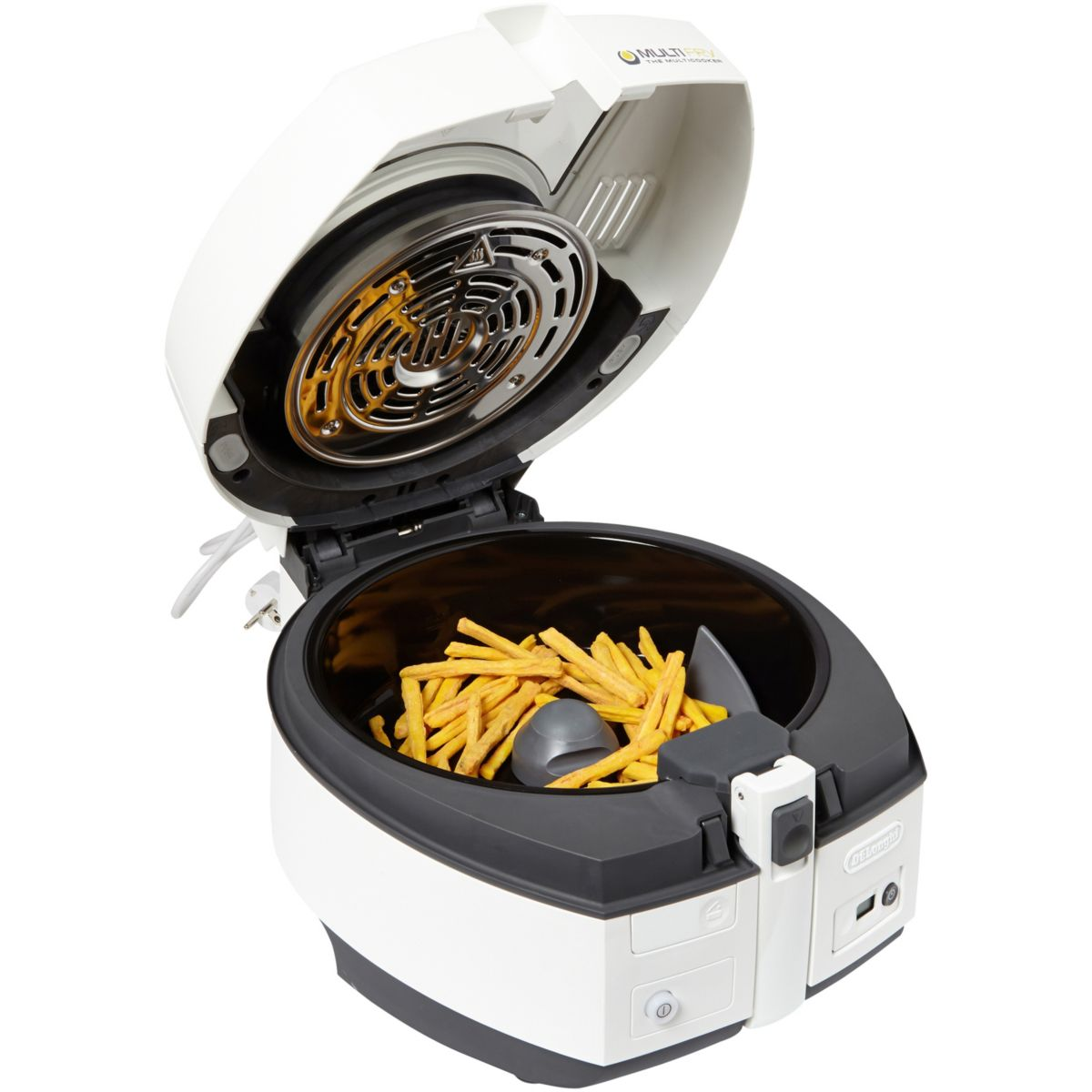 Friteuse delonghi fh1130/1 multifry young - 7% de remise : code pam7
