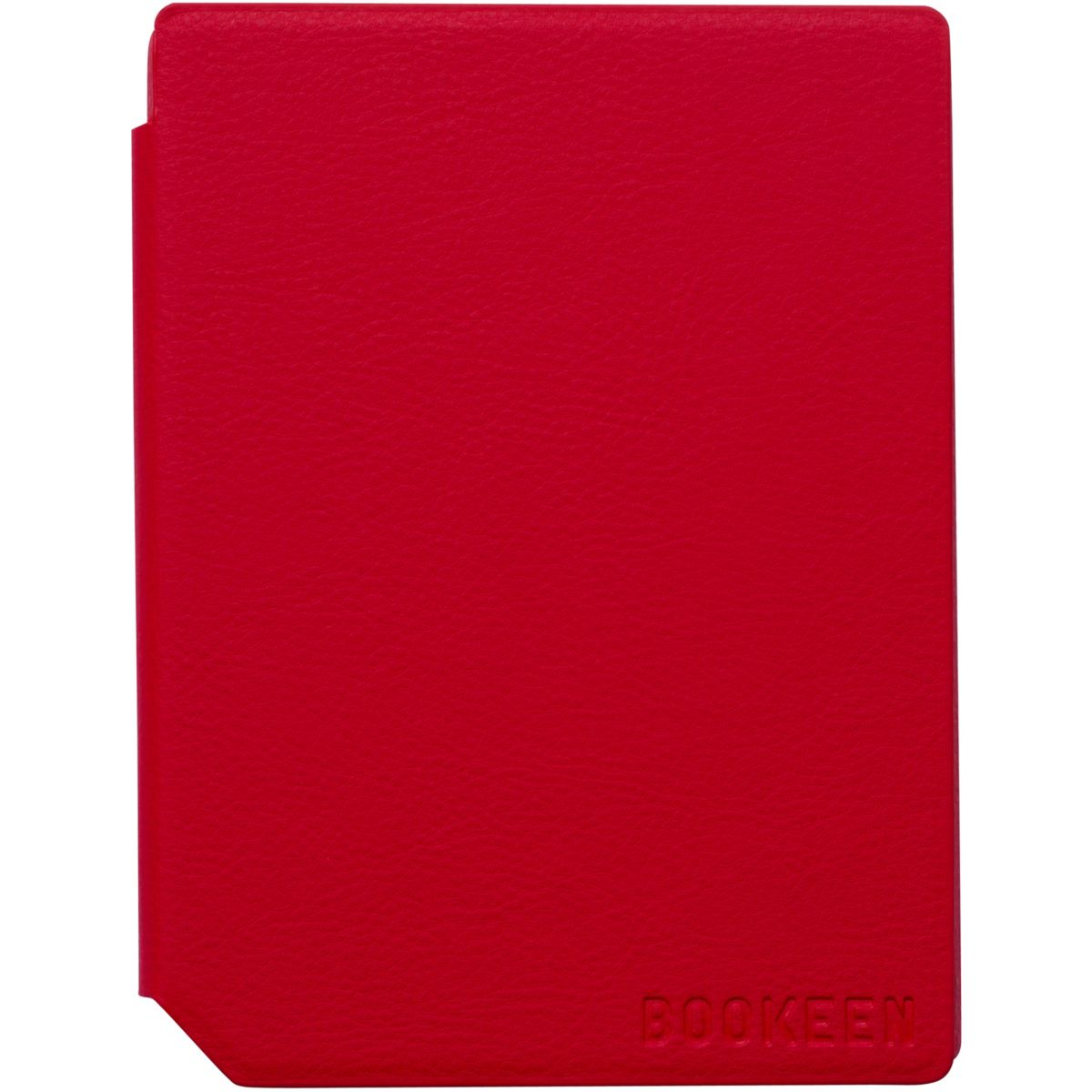 Etui bookeen cover cybook muse rouge vermillon - 15% de remise...