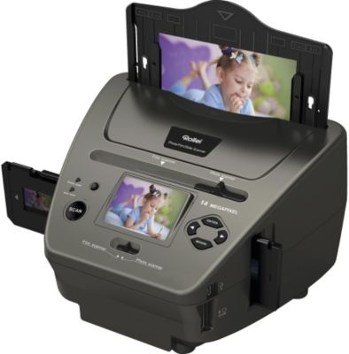 Scanner portable rollei pdf-s 340 (photo)