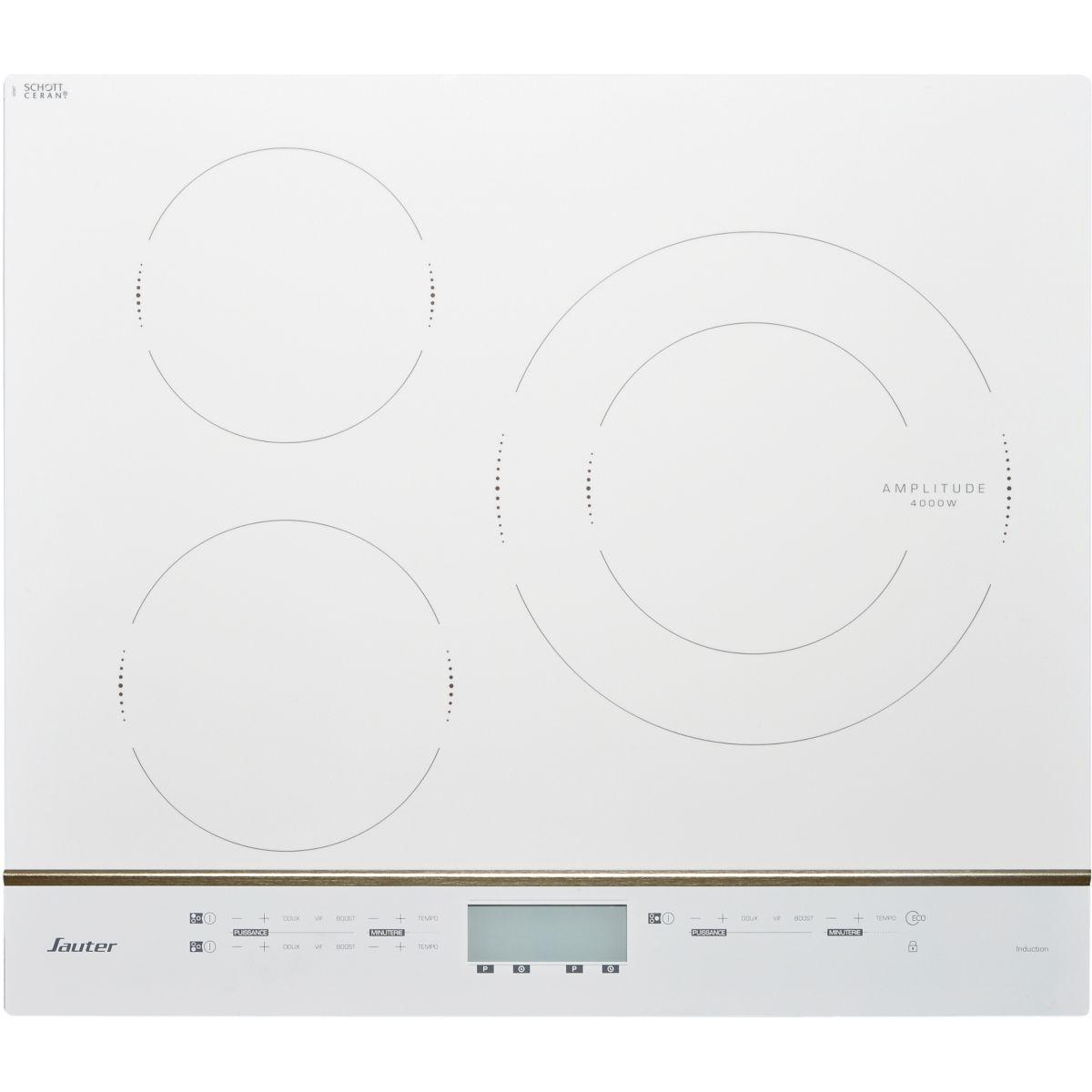 Cuisson sauter table induction - Table de cuisson induction sauter ...
