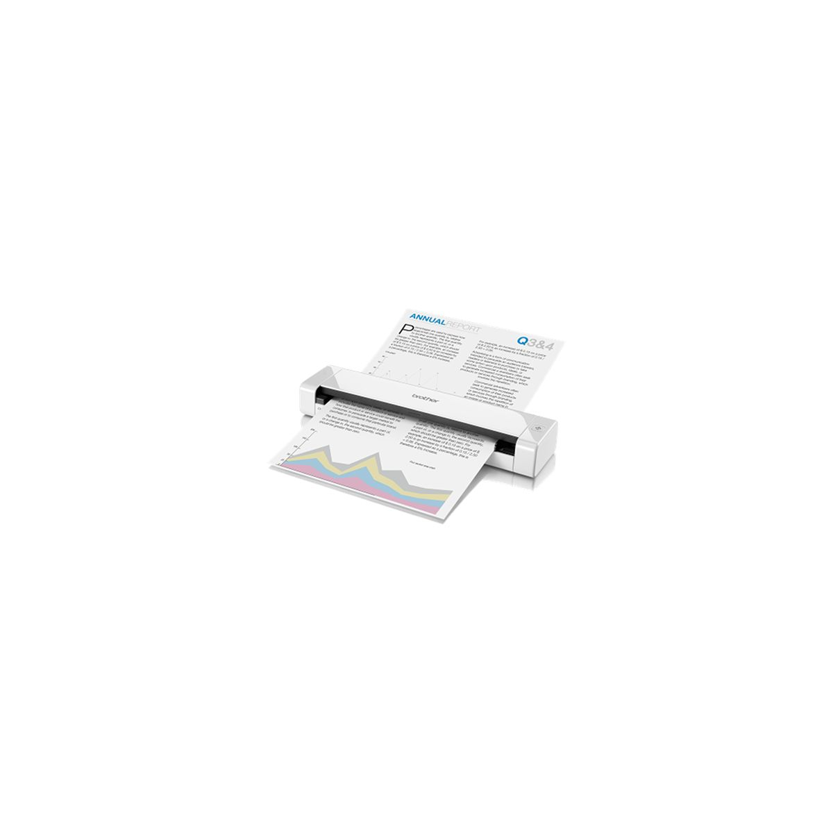 Scanner portable brother ds-720d - 2% de remise imm�diate avec le code : deal2