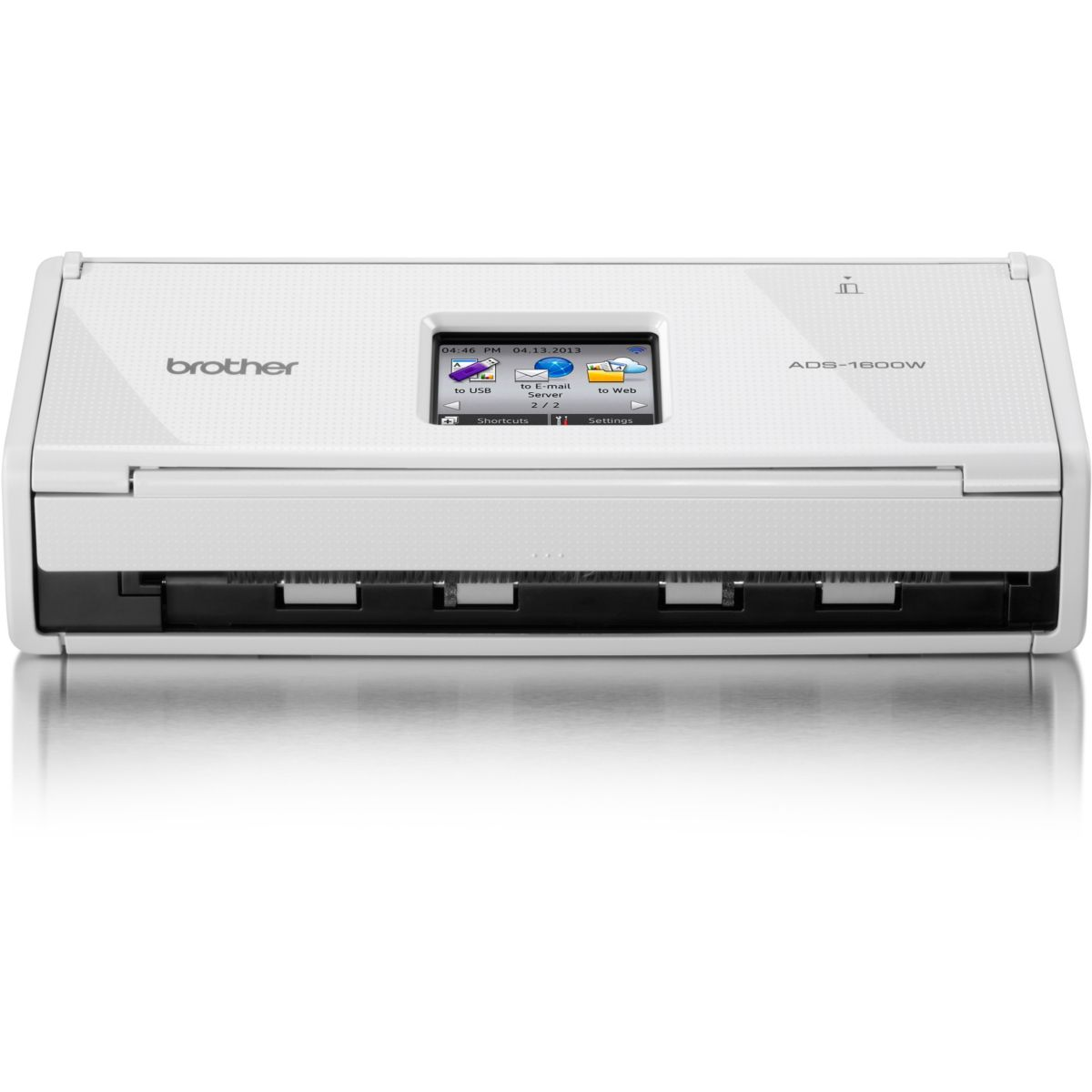Scanner brother ads-1600w (photo)