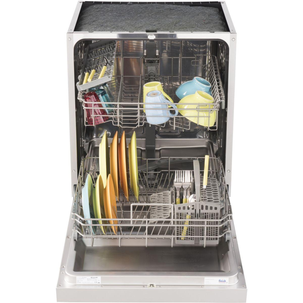 Lave-vaisselle intégrable brandt vh1505x - soldes et bons plans