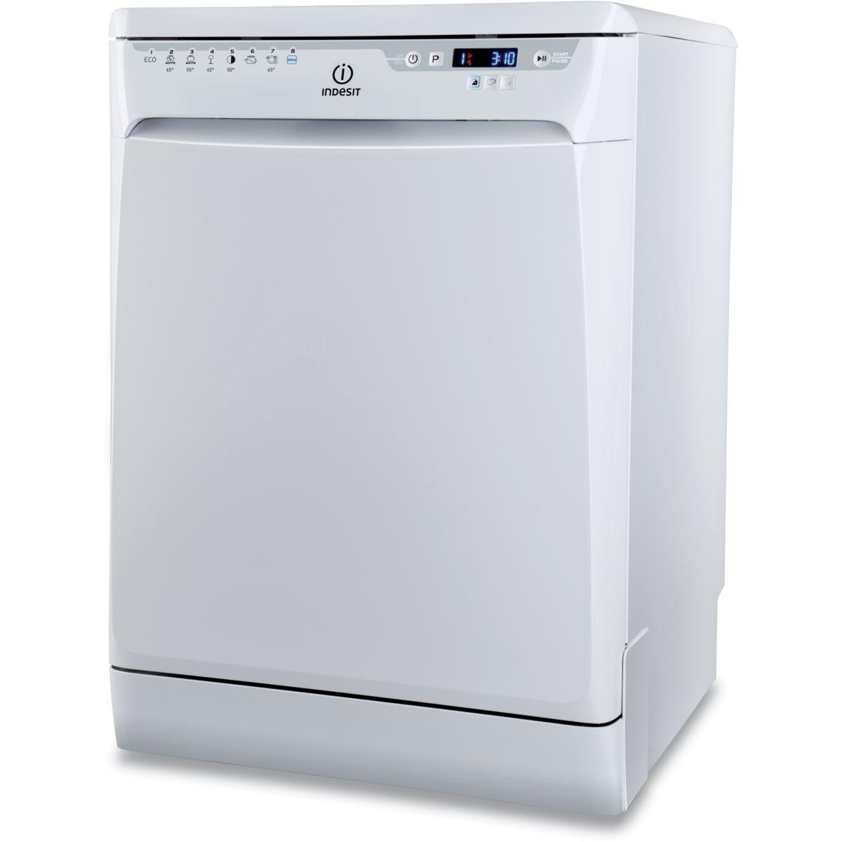 Lave-vaisselle 60cm indesit dfp 58t94 a eu - livraison offerte : code livlaverie (photo)