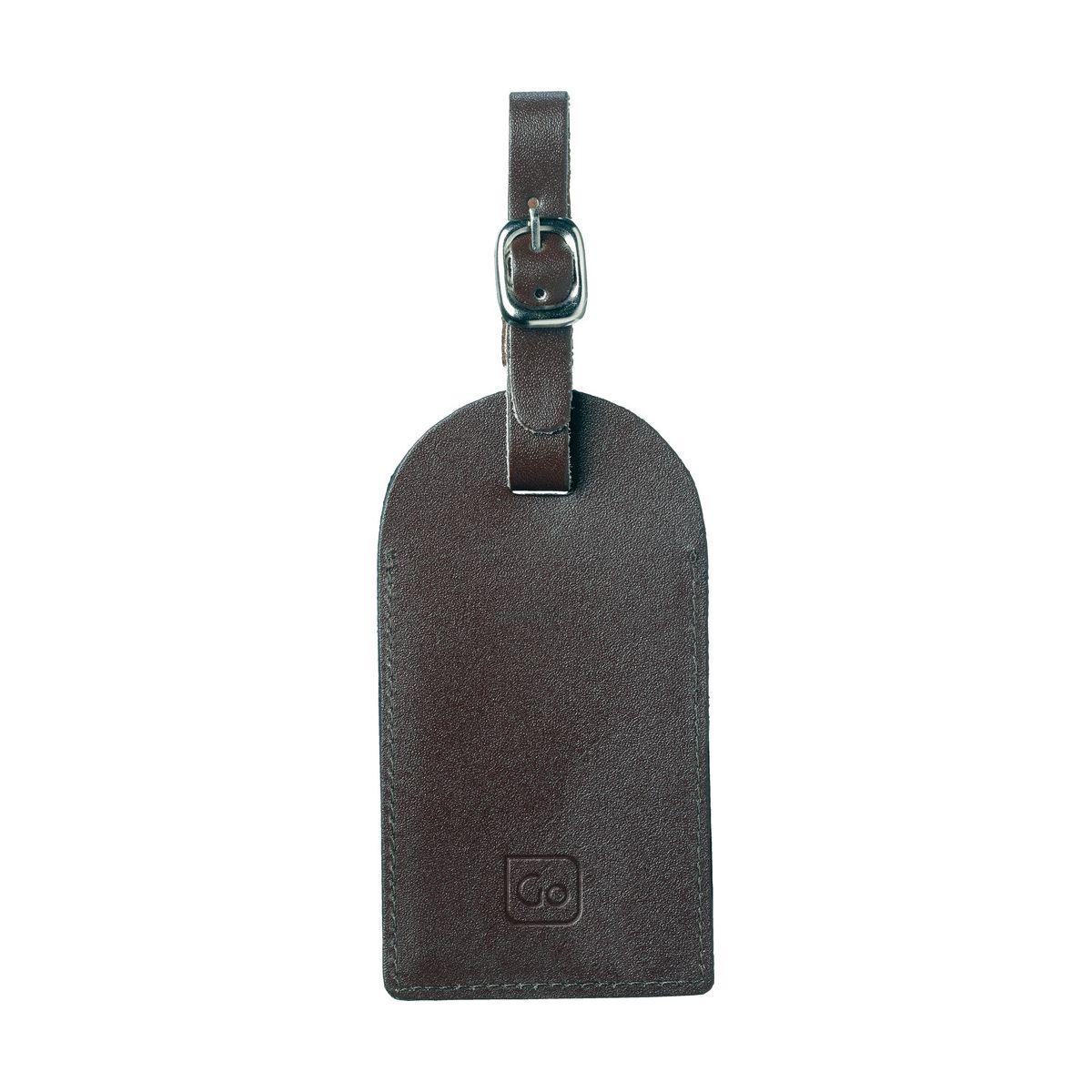 Accessoire go travel porte adresse en cu (photo)