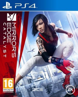 Jeu ps4 electronic arts mirror's edge catalyst - 2% de remise immédiate avec le code : cool2 (photo)