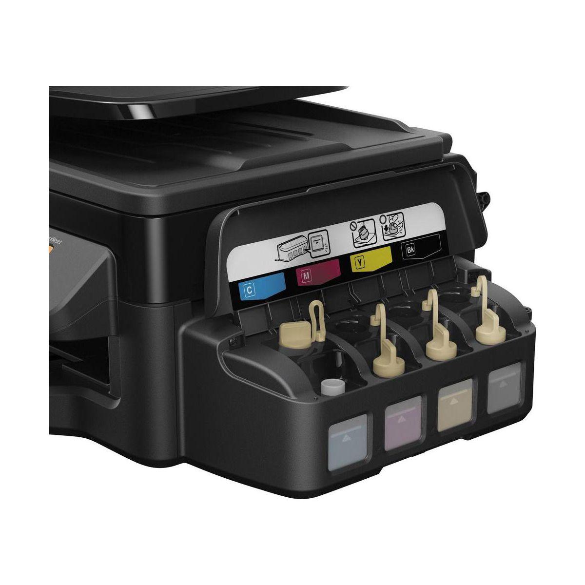 Imprimante jet d'encre epson ecotank et-4500 - livraison ...