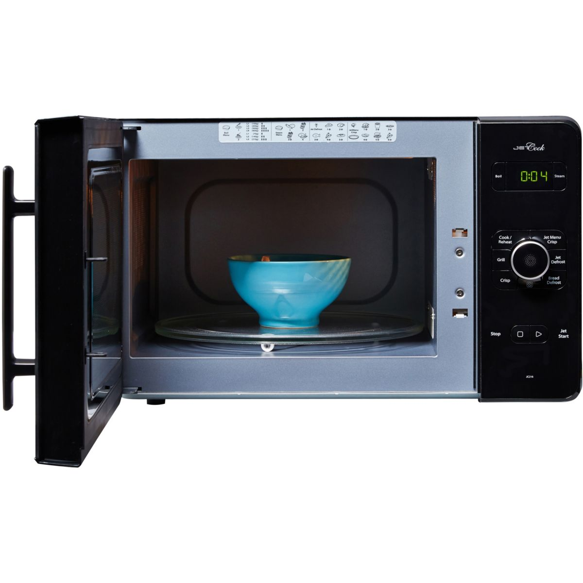 Micro-onde grill whirlpool jc216nb - 2% de remise : code gam2