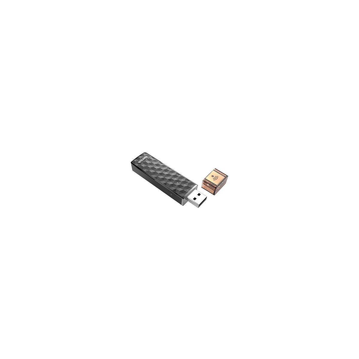 Cl� usb sandisk wireless stick 64gb - 2% de remise imm�diate avec le code : deal2 (photo)