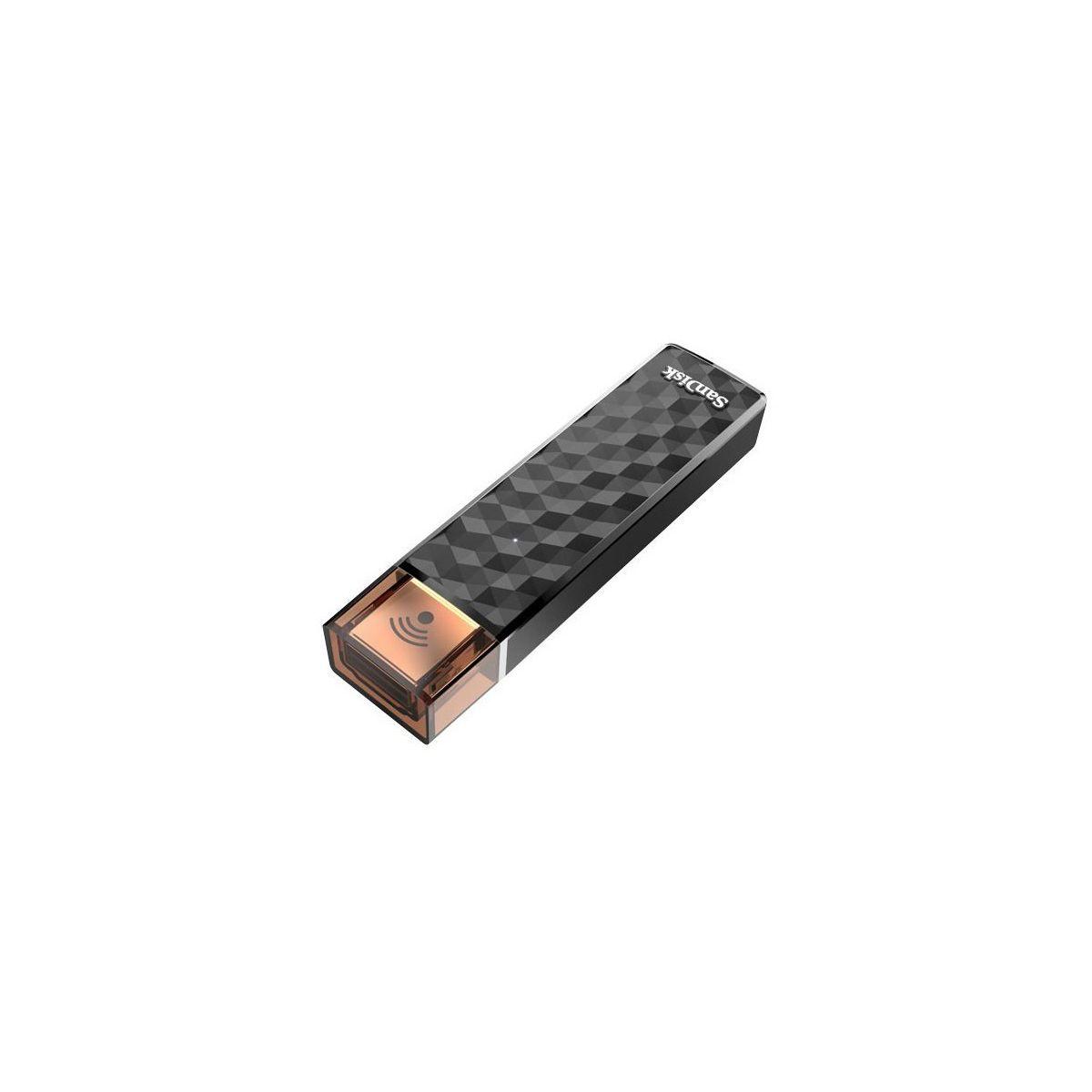 Cl� usb sandisk wireless stick 128gb - 2% de remise imm�diate avec le code : deal2 (photo)