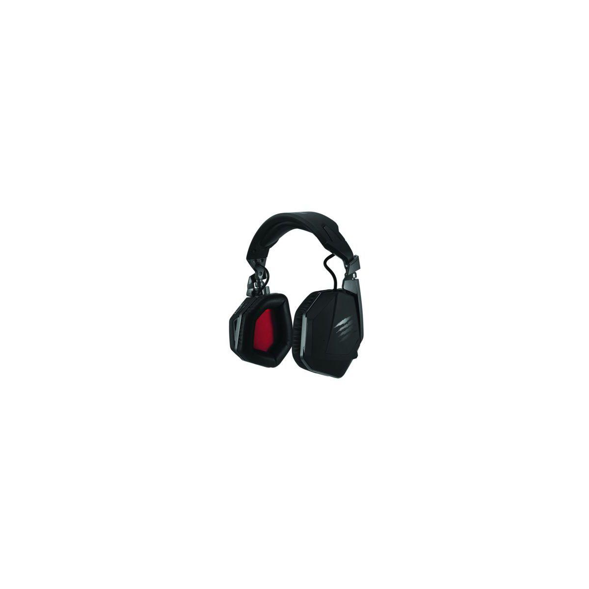 Casque micro gamer madcatz f.r.e.q.9 (photo)