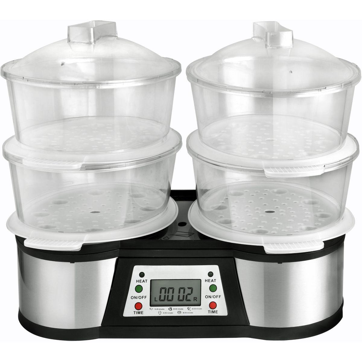 Cuiseur vapeur kalorik tkg dg 1001 (photo)