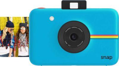 Appareil photo instantan? polaroid snap bleu - 15% de remise i...