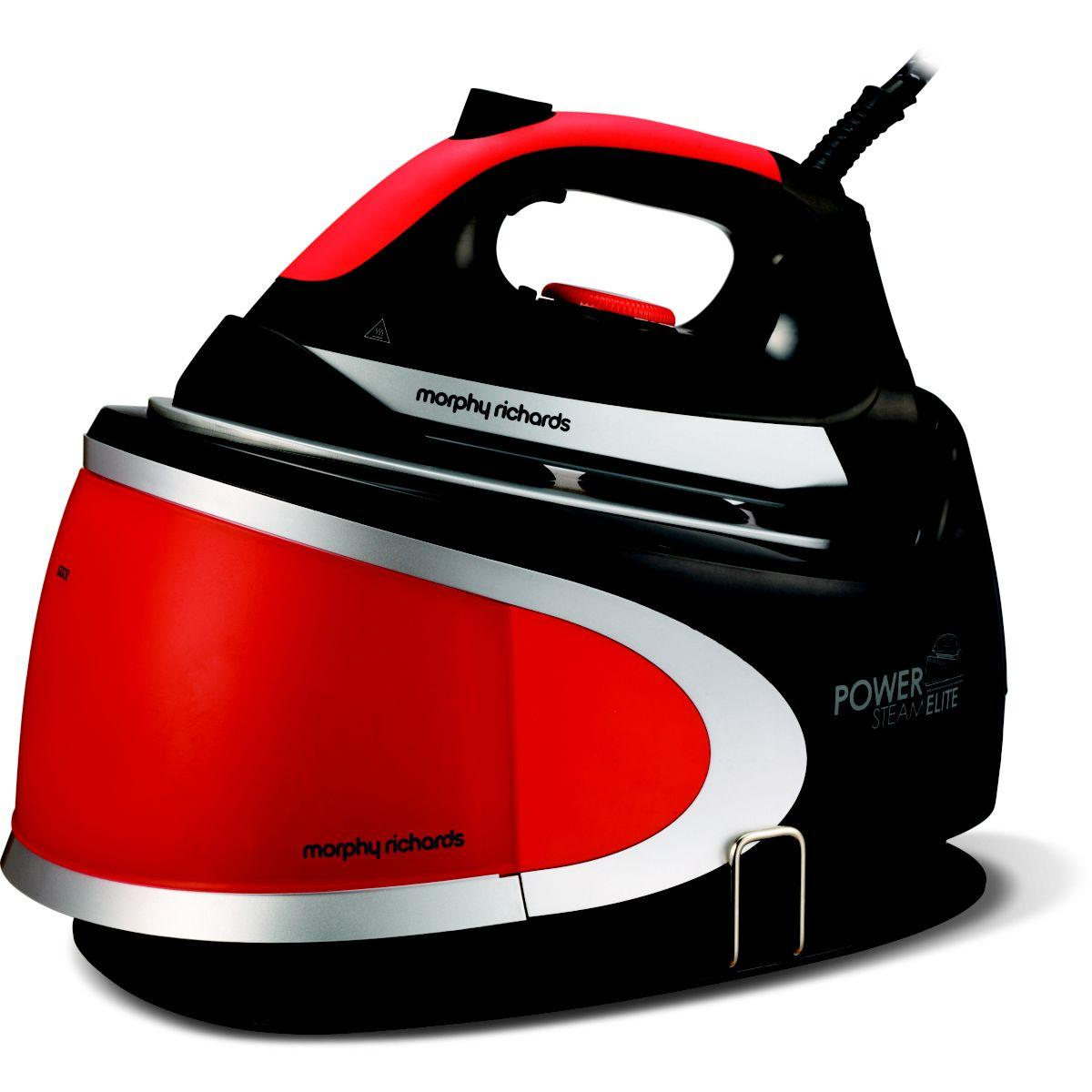Centrale vapeur illimitée morphy richards power steamelite - 3% de remise : code pam3 (photo)