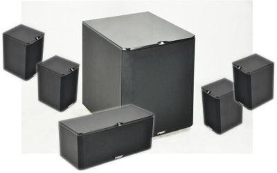Pack promo pack 5 advance mav 502 noir + amplificateur a/v onkyo txsr444 noir (photo)