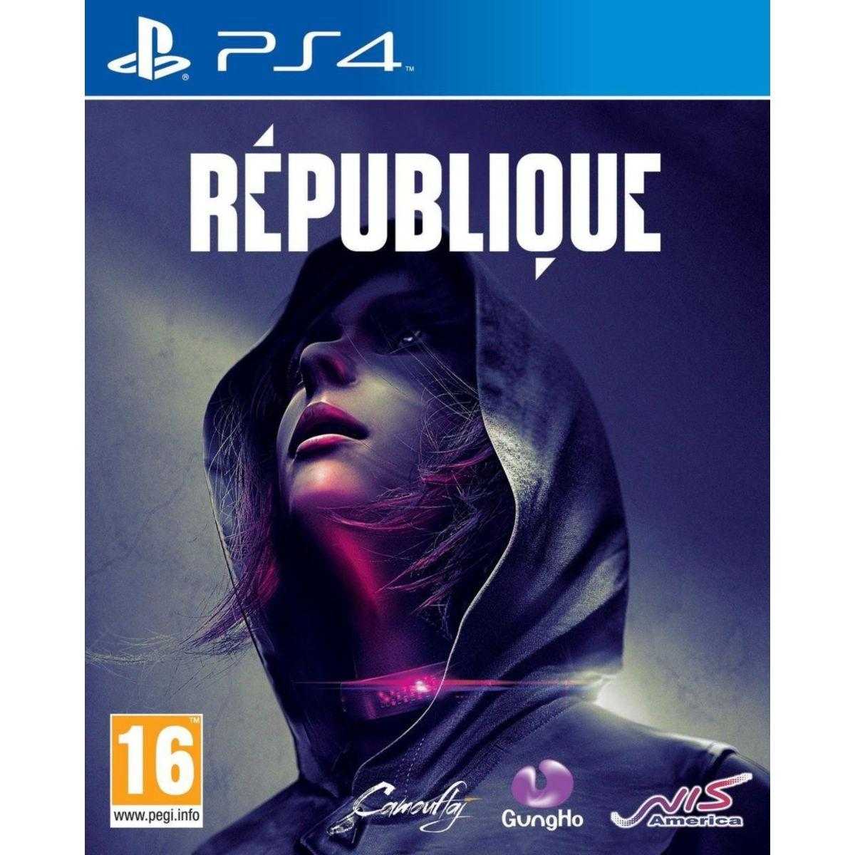 Jeu ps4 koch media republique remastered - 15% de remise immédiate avec le code : cool15 (photo)